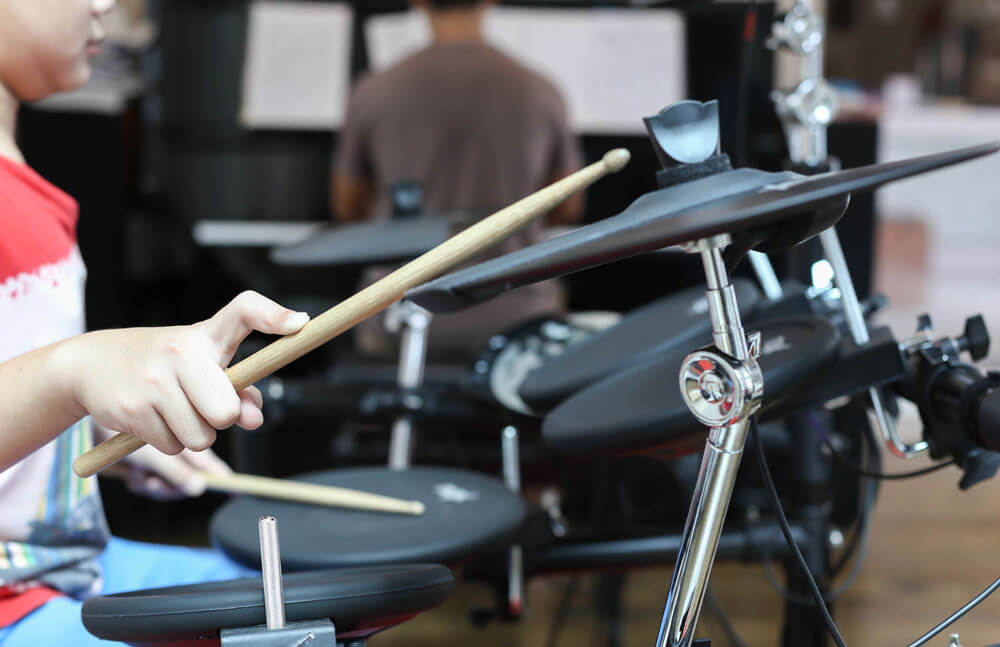 Take Drum Lessons in Mississauga