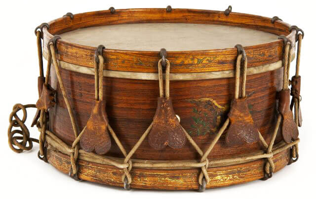 ancient drum predecessor