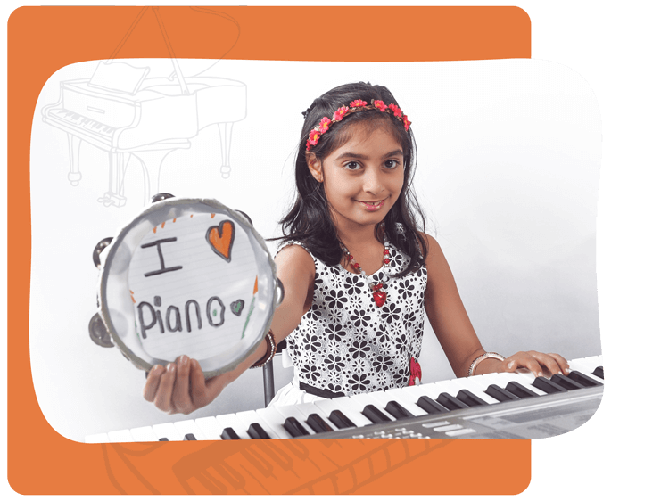 Piano Lessons Contents Main Image