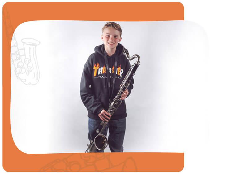 Saxophone Lessons Mississauga