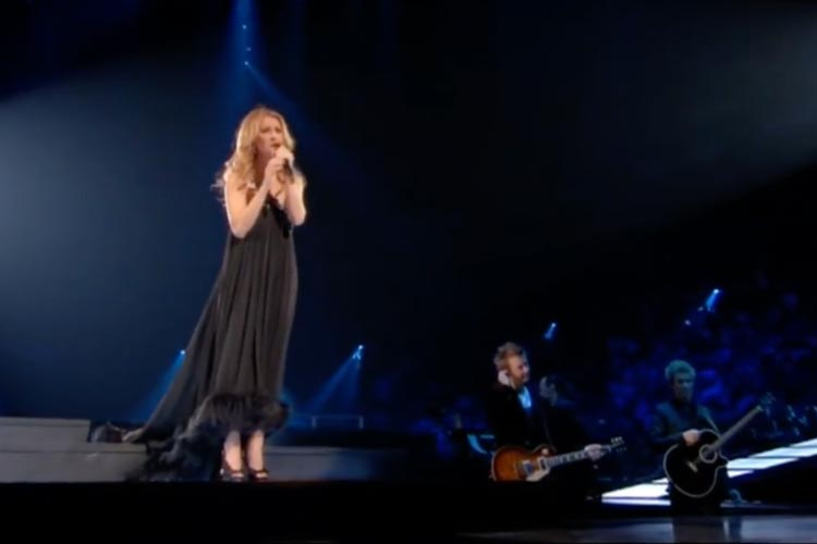 Celine Dion - Soprano Voice