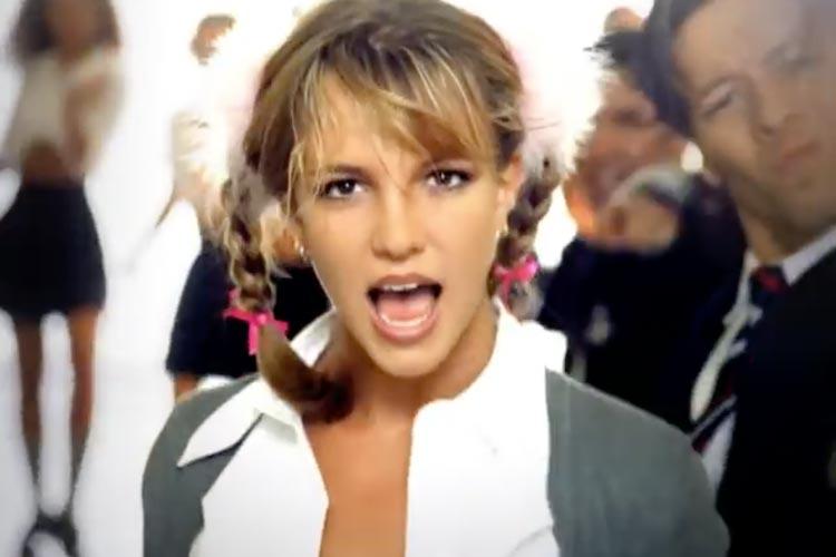 Britney Spears Vocal Fry Register
