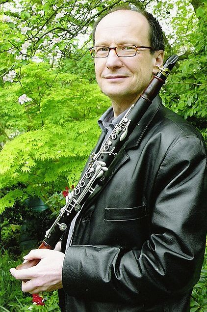 James Campbell - American-Canadian clarinetist
