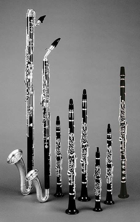 Types Of Clarinets