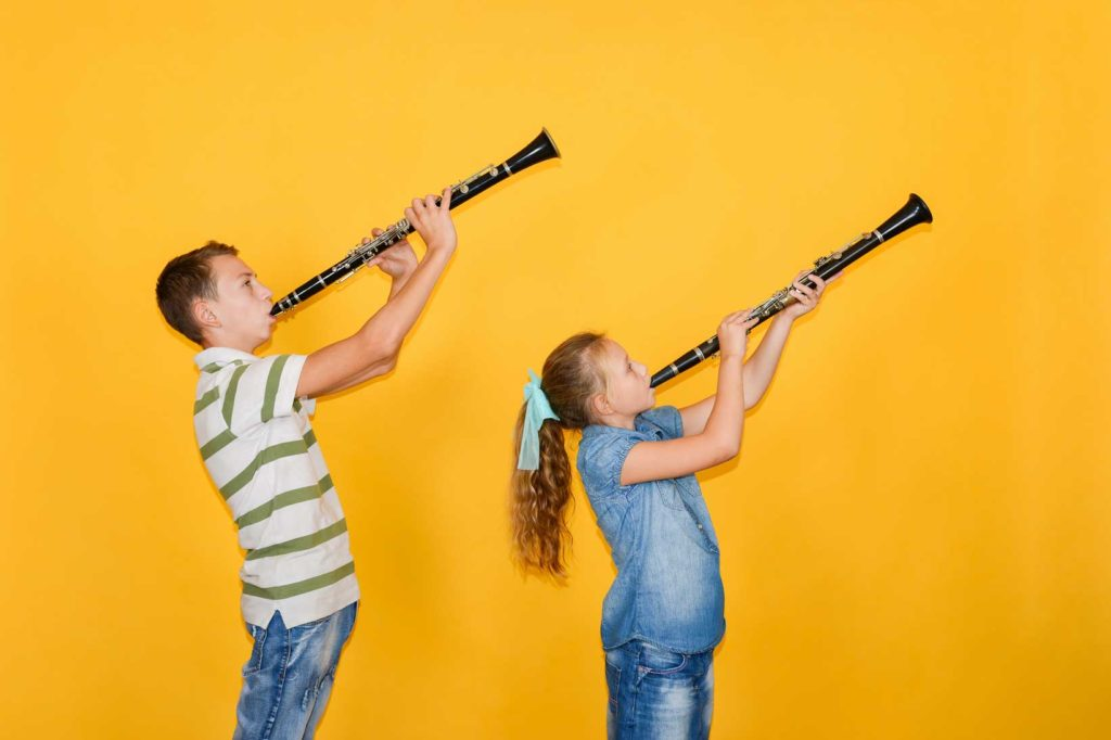 Clarinet Lessons in Mississauga
