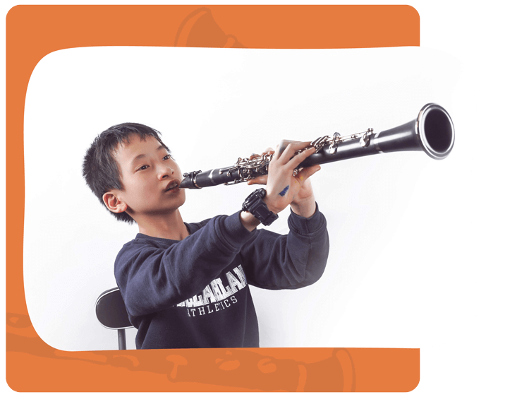 Learn to play Clarinet Lessons in Mississauga