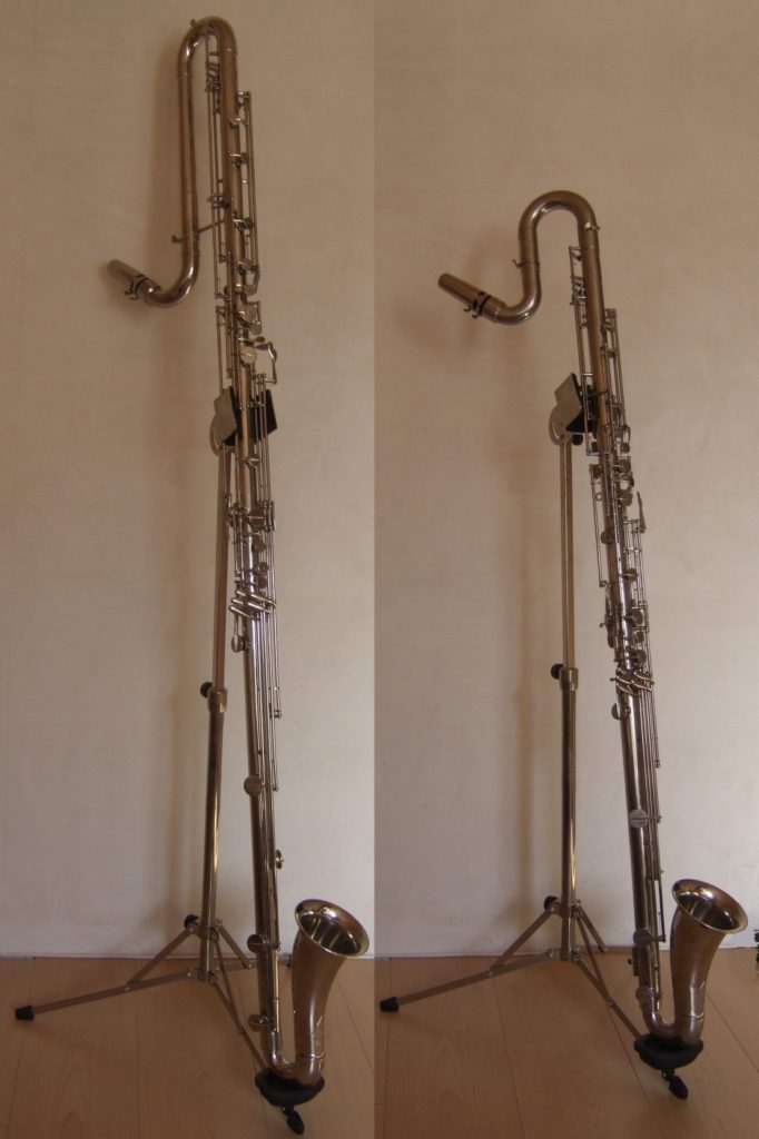 Contrabass - contralto and double-bass