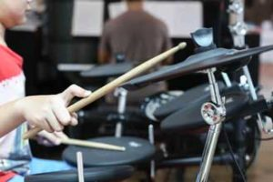Drum Lessons in Mississauga