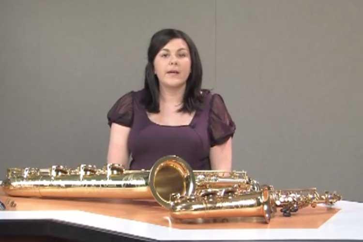 Saxophone history