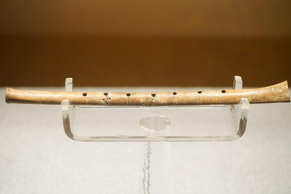 Flute's Origin - Bone Flute