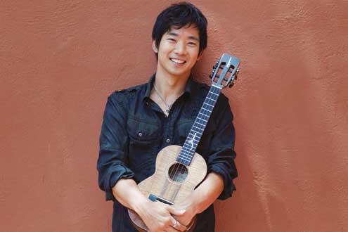 Jake Shimabukuro - Ukulele YouTuber